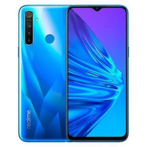 Téléphone portable realme 5 4 Go RAM 128 Go ROM Smartphone 4G Snapdra