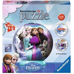 PUZZLE PUZZLE - DISNEY FROZEN - 3D PUZZLE 72 PIECES RB121