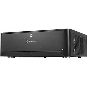 BOITIER PC  SilverStone SST-GD06B - Grandia Boîtier PC HTPC Mi