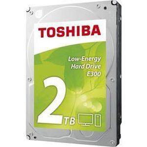 DISQUE DUR INTERNE Toshiba Disque Dur interne E300 3,5'' Boite Retail