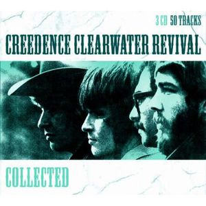 CD VARIÉTÉ INTERNAT Collected by Creedence Clearwater Revival (CD)