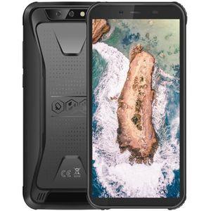 Téléphone portable Smartphone Incassable Android 8.1 Téléphone De Cha