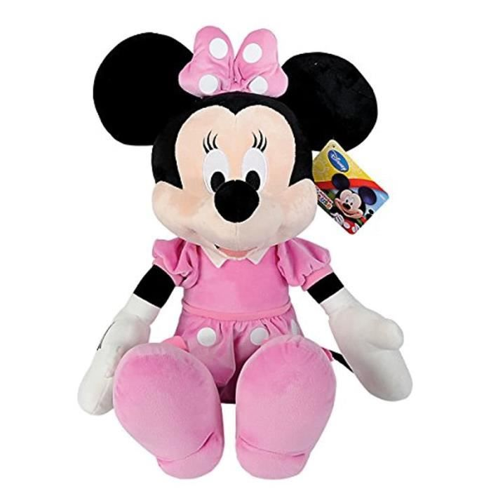 Simba pro – Figurine Disney Peluche Minnie, 61 cm