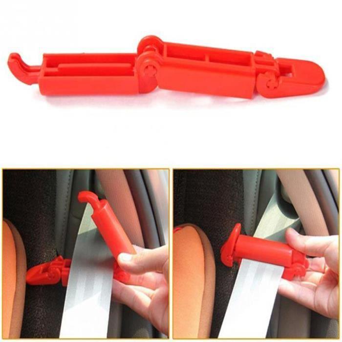 Pince Clip stop ceinture Universel Bloque Ceinture De Sécurité