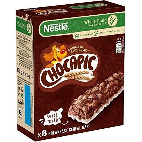 CHOCAPIC Chocapic Barres Céréales Et Lait 150G Lot De 3 154