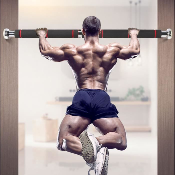 Pull-ups Barre Horizontale, Multi Poignée Antidérapante Usage Gymnase Intérieur Pull Up Chin Up Porte Bar Exercice Formation