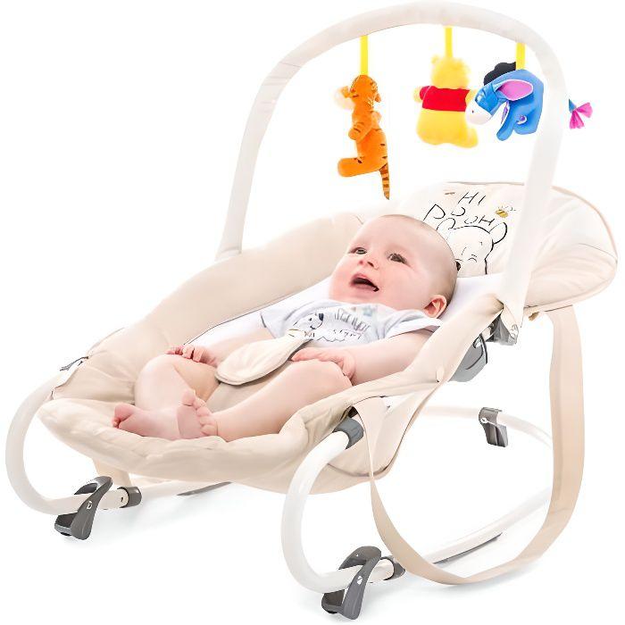 WINNIE L'OURSON Transat bébé Bungee Deluxe