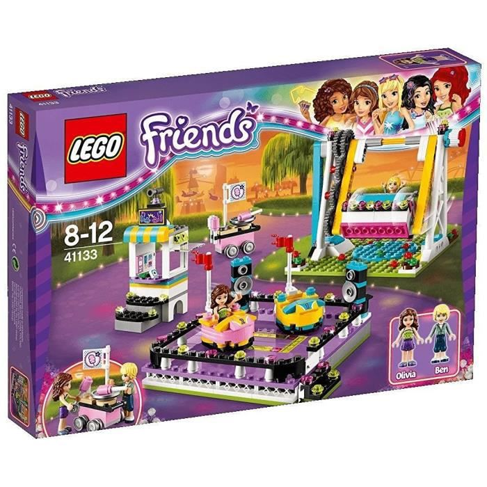 LEGO® 41133 Friends Les Auto-Tamponneuses du Parc d'Attractions
