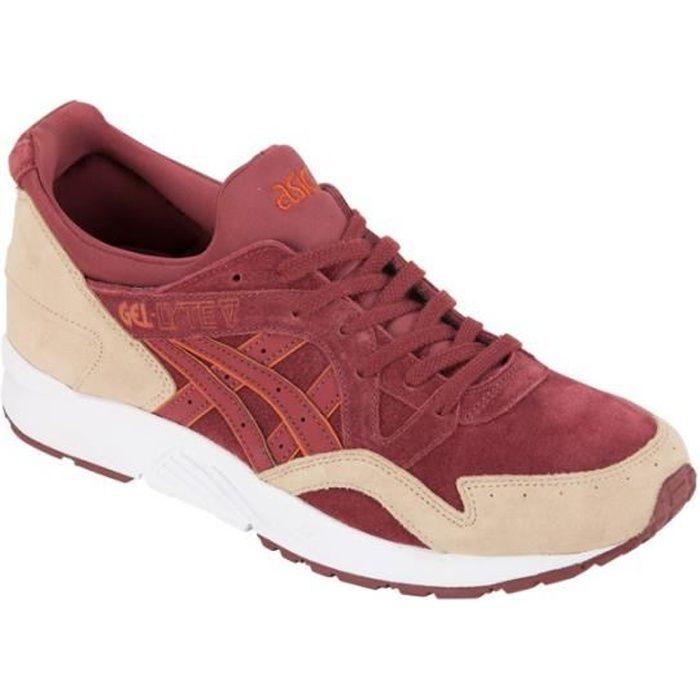 Asics Gel-Lyte V, Chaussures de Running Homme, Multicolore (Russet Brown/Russet Brown), 45 EU