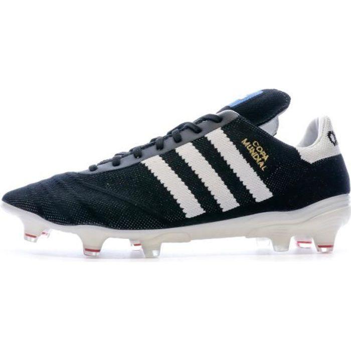 COPA 70Y Chaussures de football noires Adidas FG