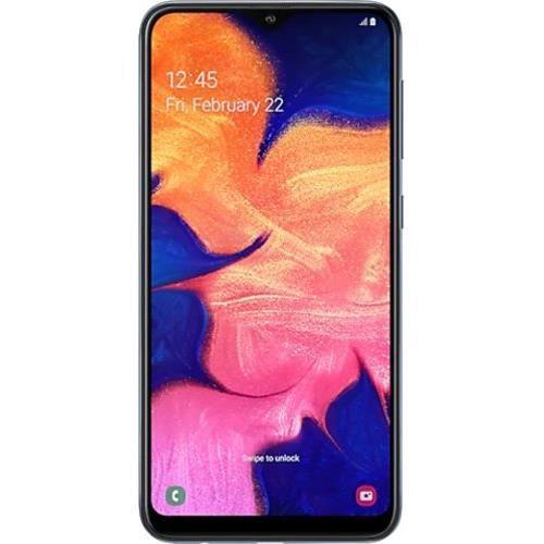 Galaxy A10 Dual Sim 32Gb 2Gb Ram Sm A105fn/Ds Noir