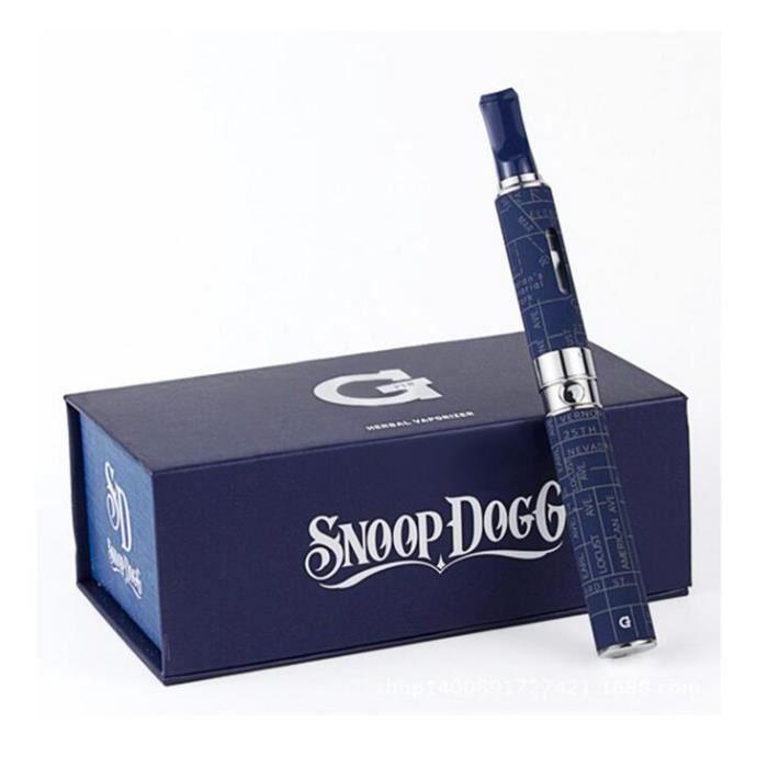 SNOOP DOGG Langer véritable couleur vive cigarette électronique