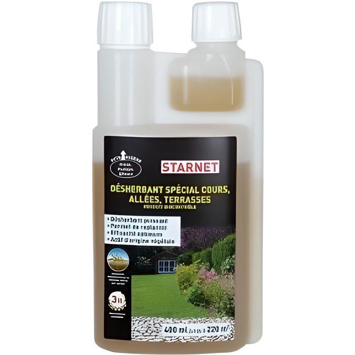 Désherbant concentré biocontrole 400 ml