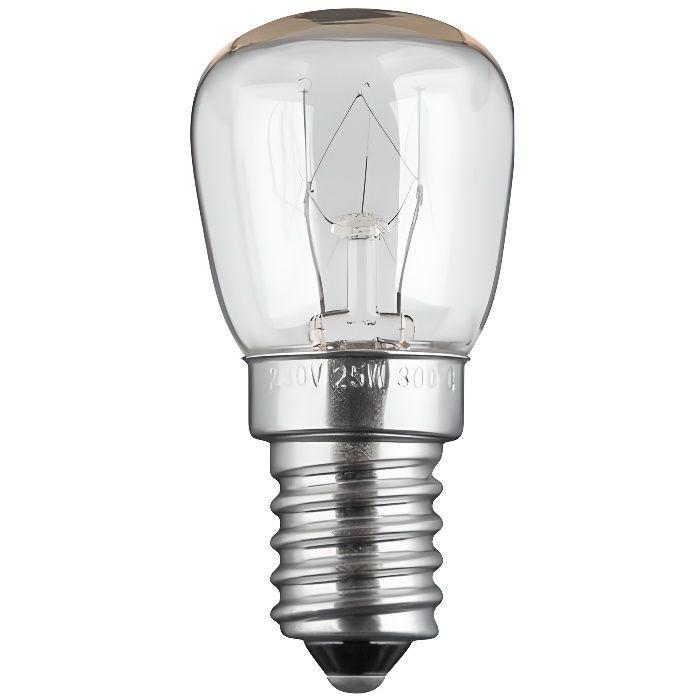 Universal Four Ampoule De Lampe 220-240 V 300 C E14 Eveready S1022 25 W
