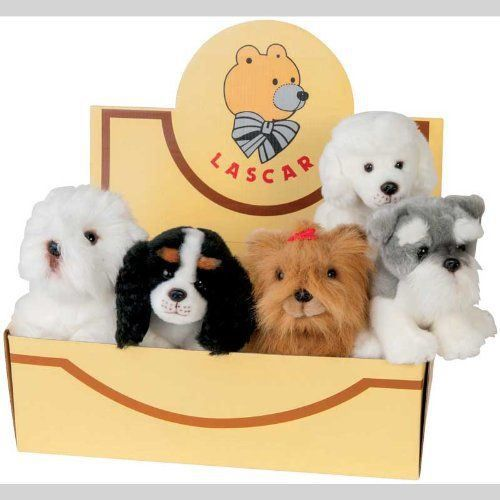 lascar a1200787 peluche chiot assis 14 achat vente peluche cdiscount. Black Bedroom Furniture Sets. Home Design Ideas