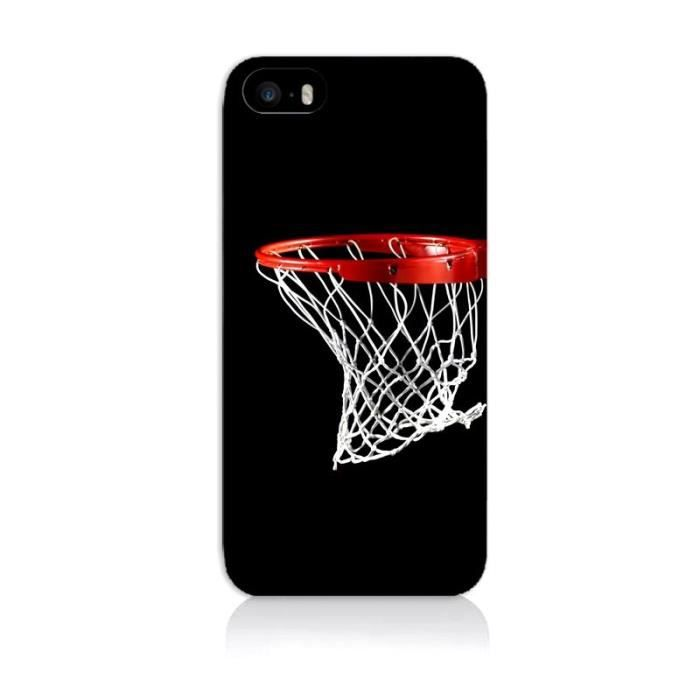 coque basket iphone 5s achat vente coque basket iphone 5s pas cher cdiscount. Black Bedroom Furniture Sets. Home Design Ideas