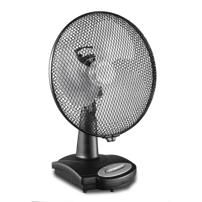 VENTILATEUR Ventilateur table, casafan TV 36-II AZ 30 Cm, sile