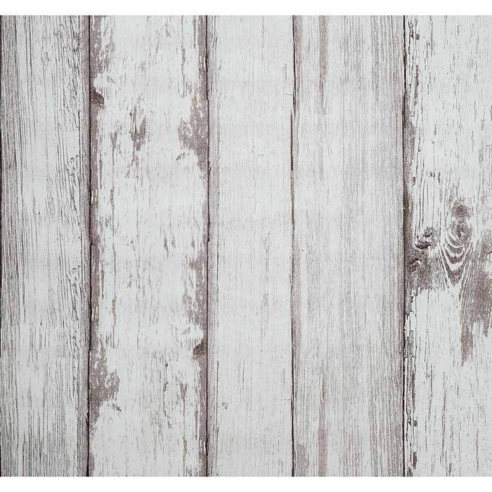 Papier Contact De Papier Peint Adhesif Revetement Mural Vinyle En Bois Decoratif Auto Collant Peler Et Coller Impermeable A L Eau A Achat Vente Papier Peint Papier Contact De Papier Cdiscount