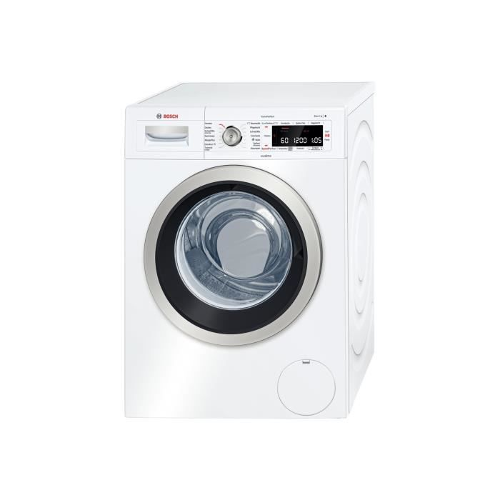 bosch logixx 8 waw28540 machine à laver freestanding