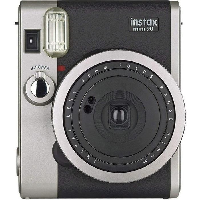 APP. PHOTO INSTANTANE Fujifilm Instax Mini 90 NEO CLASSIC - Instantané -