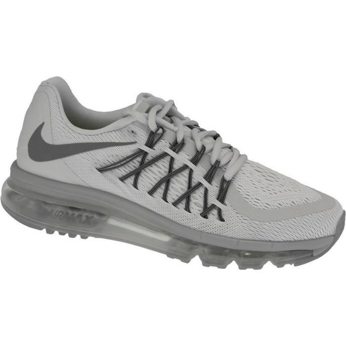 photos officielles 39706 dc4f6 air max 2015 noir et blanc