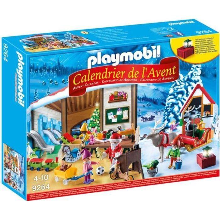 Calendrier De L Avent Playmobil Pas Cher.Calendrier De L Avent Playmobil