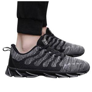Homme Chaussure de Basket-Ball de Course Jogging Marche Running de Pied Chaussure de Casual Tendance L/éger Confort 39-45