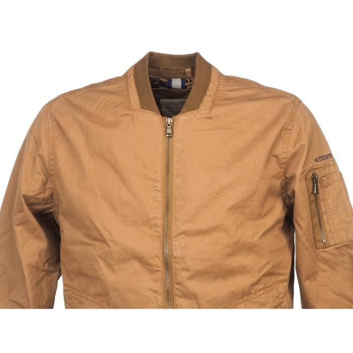 Bge Worker Blouson Buju Smith Teddy 4P58E5wqx