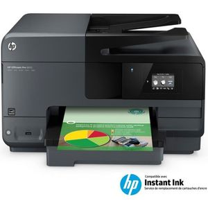 IMPRIMANTE Imprimante HP Officejet Pro 8610 - Compatible Inst