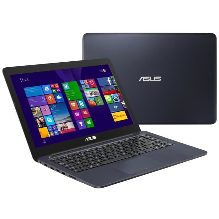asus pc portable e402sa wx264t 14 8go de ram windows. Black Bedroom Furniture Sets. Home Design Ideas