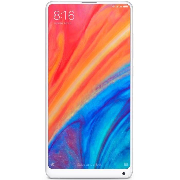 SMARTPHONE Xiaomi Mi MIX 2S 64 Go Blanc
