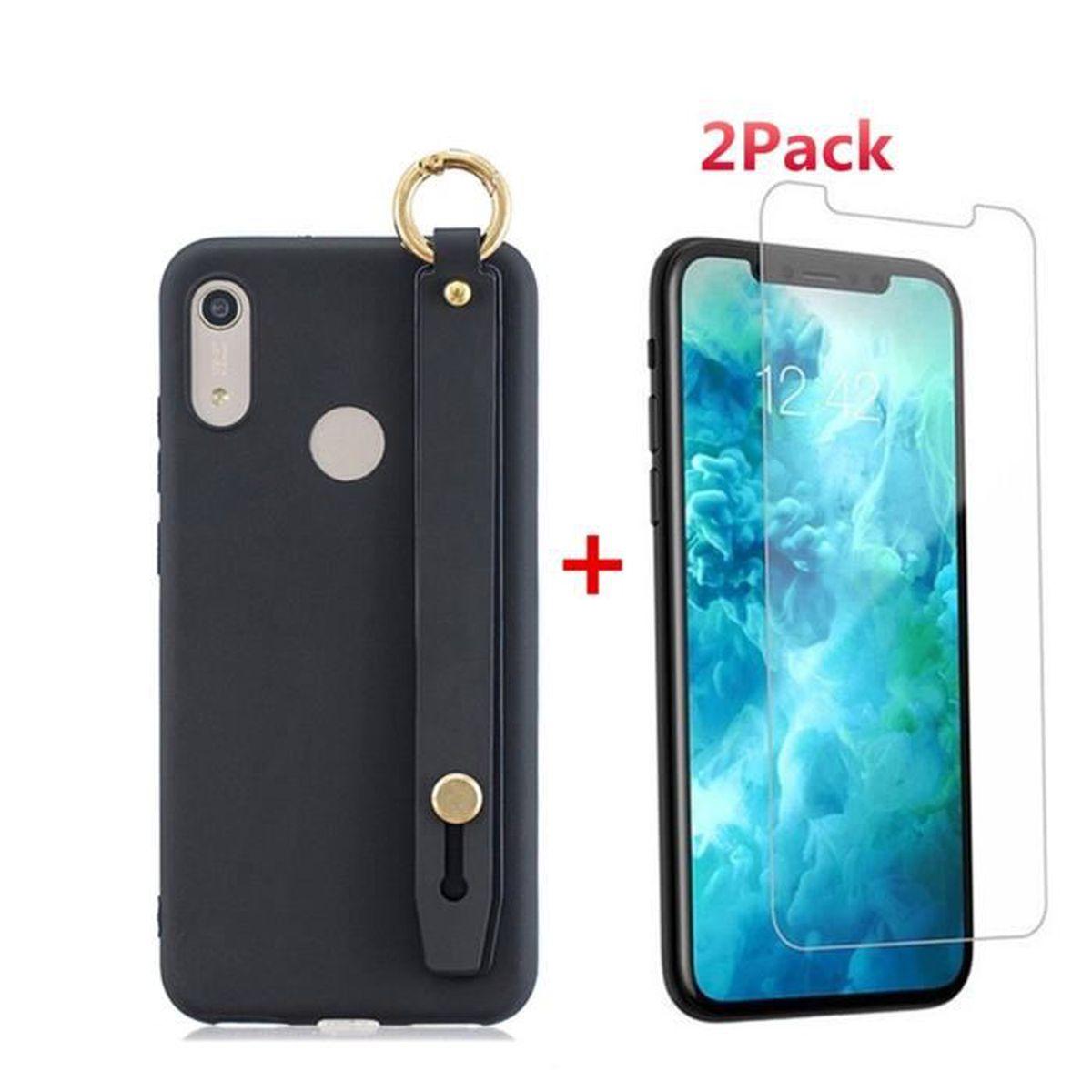 HOUSSE - ÉTUI Doux Flexible Coque pour Huawei Y6 (2019)(6.09)/ Y