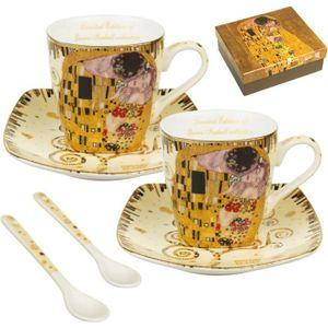 Espresso tasse tendance marron thomas porcelaine