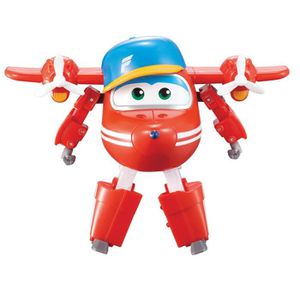 FIGURINE - PERSONNAGE Figurine Transforming Super Wings Transformable &