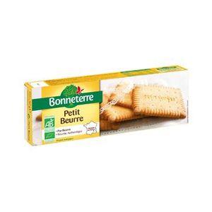 BISCUIT AUX FRUITS Bonneterre Petit Beurre (pur beurre) 167g