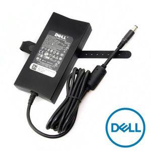 CHARGEUR - ADAPTATEUR  Chargeur PC Portable Dell Officiel PA-4E DA130PE1-