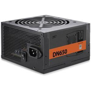 ALIMENTATION INTERNE DEEPCOOL - DN650 (80 Plus) - Alimentation PC - DP-