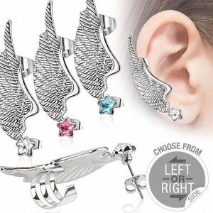boucle d'oreille aile