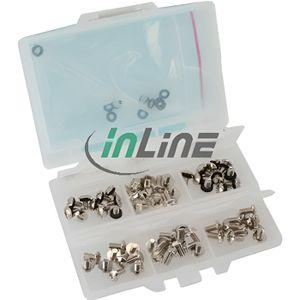 OUTILS - FIXATION INLINE - Kit Visserie Spécial PC - 83 pièces