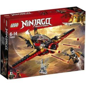 ASSEMBLAGE CONSTRUCTION LEGO® NINJAGO® 70650 La Poursuite Dans Les Airs,Je