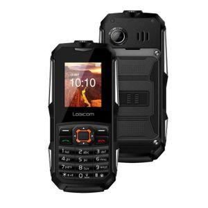 Téléphone portable Téléphone Portable Logicom L-XTREM 21 Noir