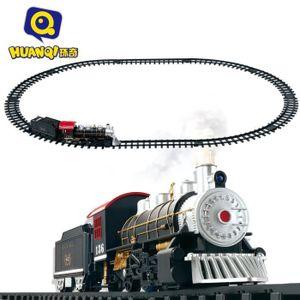 VOITURE - CAMION Train électrique de train de fumée ferroviaire cla
