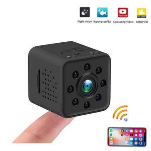 CAMÉRA MINIATURE SQ13  Mini camera miniature espion HD 1080P Vision