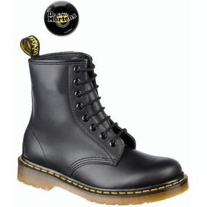 BOTTINE Chaussure Doc Martens Smooth Noi...