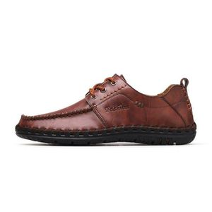 DERBY Mocassins Homme Route D'Affaires Nouvelle Arrivee