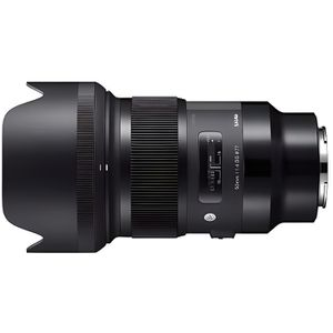 OBJECTIF Sigma Objectif pour Hybride 50mm F/1.4 Dg HSM Art