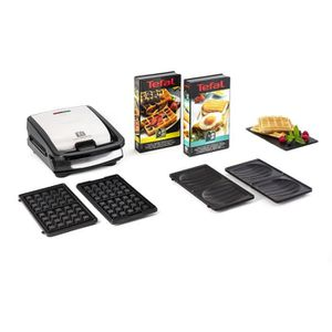 GAUFRIER TEFAL - Snack collection - SW853D12