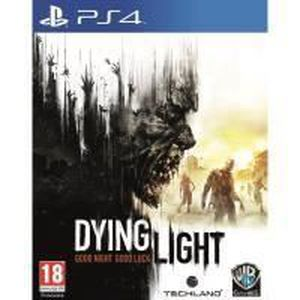 JEU PS4 Dying Light Jeu PS4 (euro version)