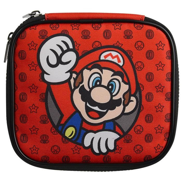 Pochette de transport super mario bros 2ds achat vente for Housse 2ds mario