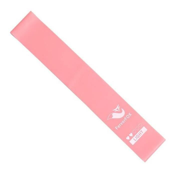 0.35mm à 1.1mm entraînement forme physique gomme exercice gymnastique force résistance bandes Pilates Sport caoutchouc [9CBEB62]